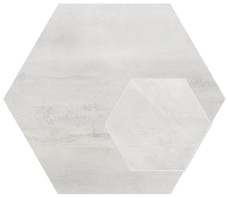 HEXA GUGGENHEIM WHITE 60x60,7